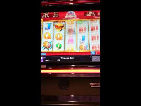 Big Win At Sandia Casino