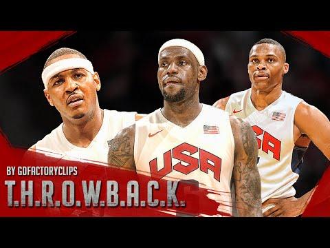 USA Team Highlights Vs Brazil 2012.07.16 - Every Play!
