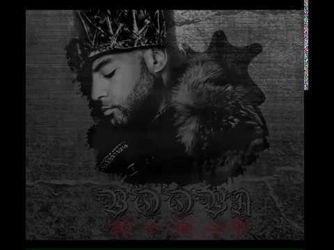 Booba-Drapeau noir [Trone] 2018