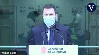Pere Aragonés denuncia una