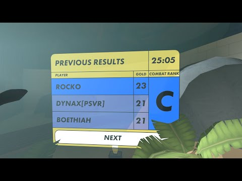 Rec Room - ILS Speed Run - 25:05 - 3 Players
