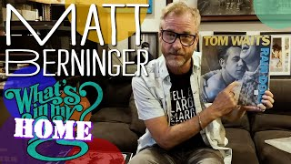 Matt Berninger (The National) - What's In My Bag? [Home Edition]