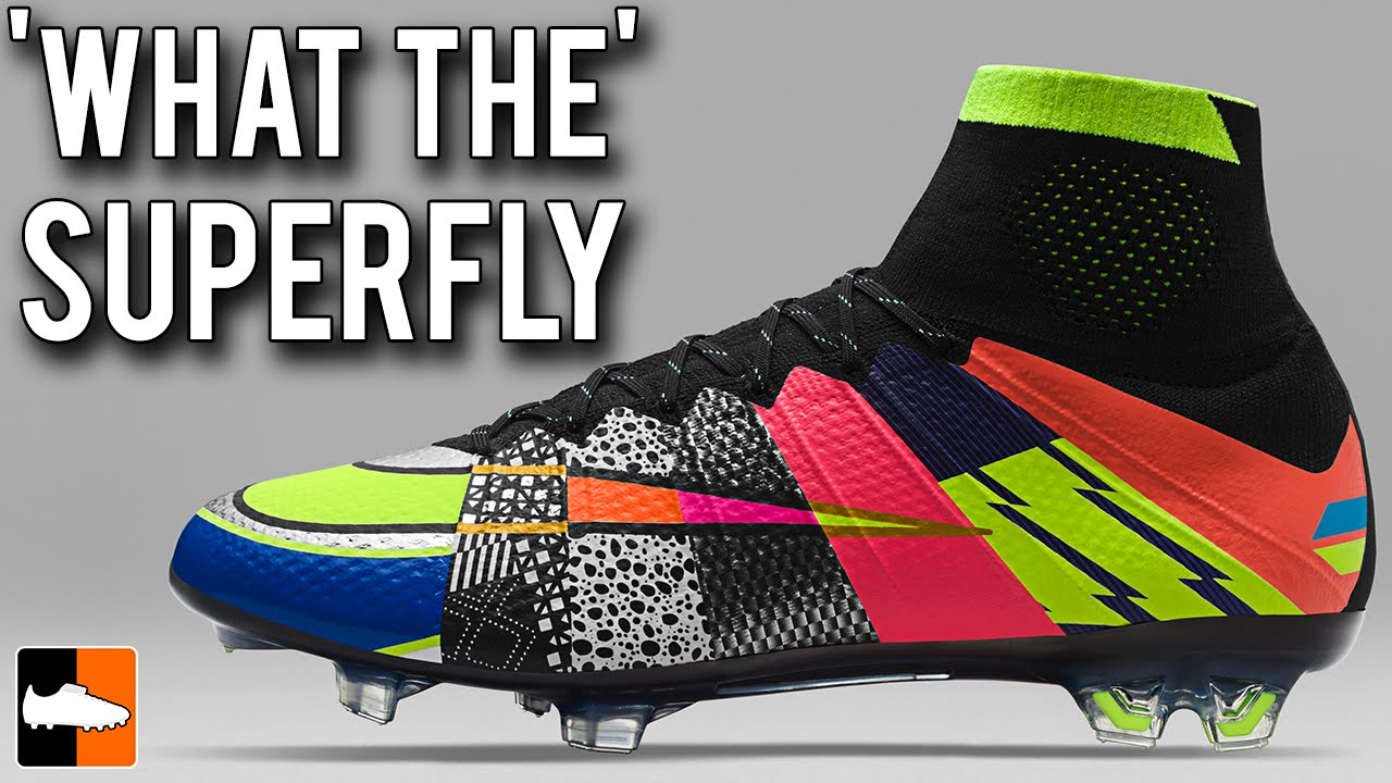 What The Mercurial Superfly Nike Special Edition Football Boots \u0026 Soccer  Cleats - YouTube