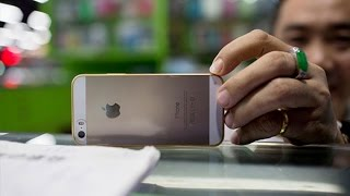 Are IPhone Sales Growing Too Fast?