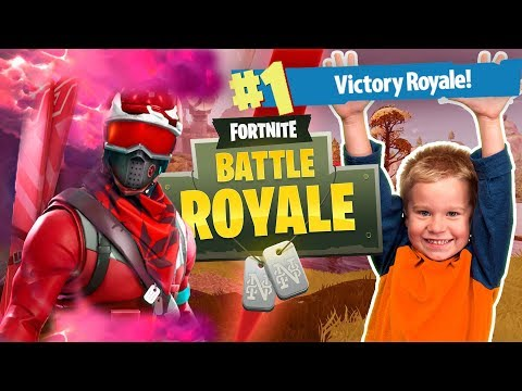 YOUNG KID MOTIVATES ME IN RANDOM SQUADS!!! I have no friends? FORTNITE: Battle Royale Season 3