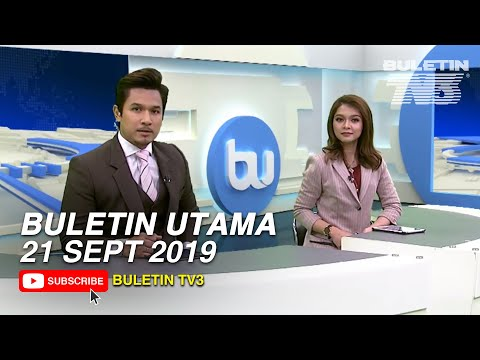 Buletin Utama (2019) | Sabtu, 21 September