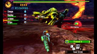 Monster Hunter 4 Ultimate - Online Quests 87: Achy Brachy Heart
