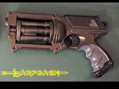 How To Do Several Free Nerf Maverick Mods - Larp Style