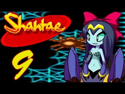 Let´s Play Shantae German (Blind/60fps) Part 9 Spinnerin Shantae