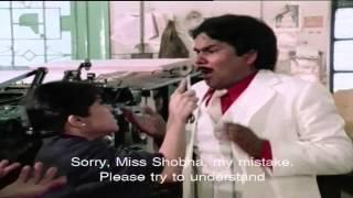 NFDC presents JAANE BHI DO YAARON - Bhakti Barve slaps & kicks Satish Kaushilk