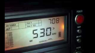 530 khz  Radio CIAO  , Music Progam Indian,Toronto , Ontario ,Canada