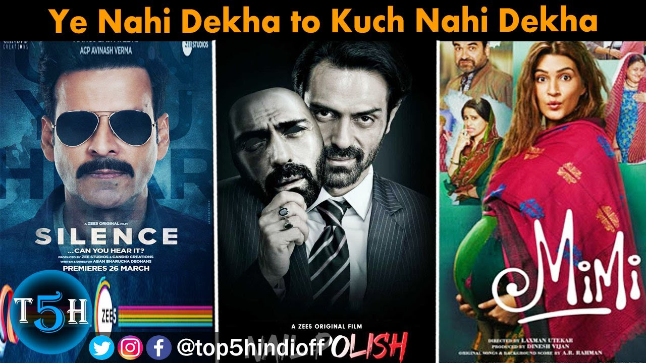 Download Top 5 best Bollywood movies to watch in 2021 || Top 5 Hindi
