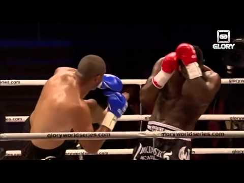 "GLORY 2 Brussels - Remy Bonjasky vs. Anderson ""Braddock"" Silva (Full Video)"