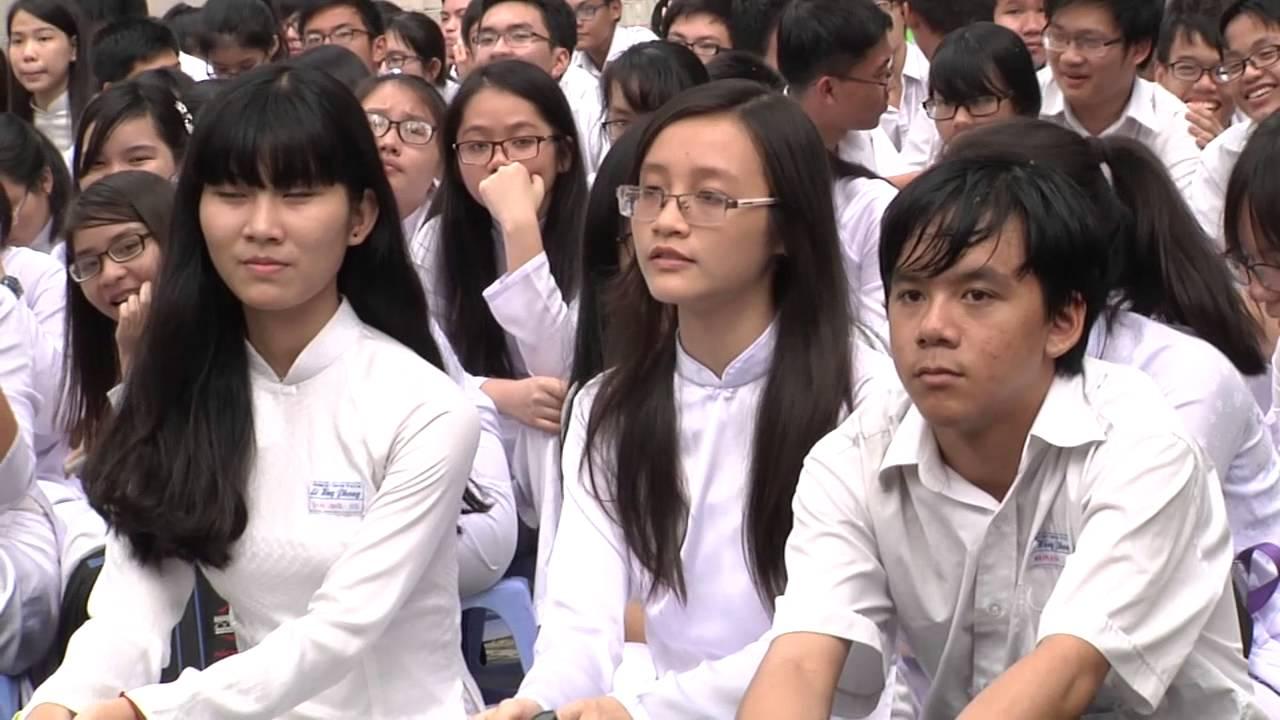 Chuyên đề: Tình Bạn, Tình Yêu Tuổi Học Trò – Thầy Lương Dũng Nhân – THPT Chuyên Lê Hồng Phong