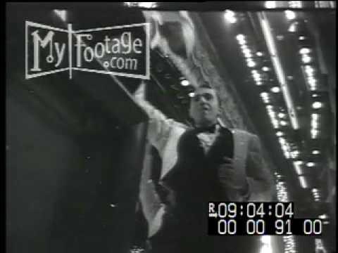 Vintage showgirls, wild party video streams