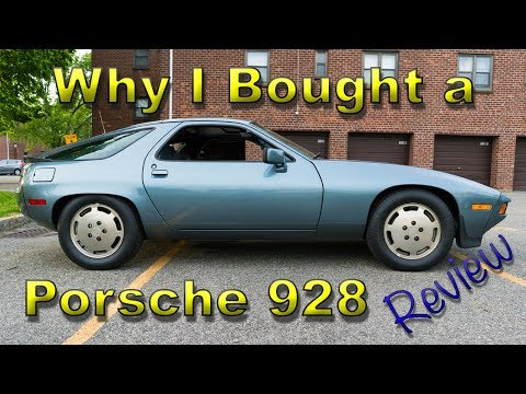 Why I bought a Porsche 928 and why you should too (Honest Review)