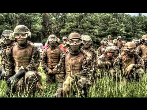 U.S. Marines Helicopter Support Team – Basic Landing Support Specialist Course