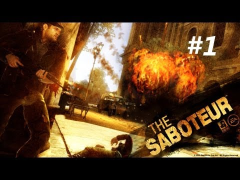The Saboteur - Let's Play - Episode 1