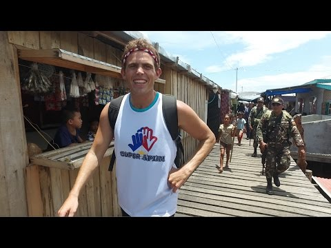 The Zamboanga Siege (Walking Around Ground Zero)