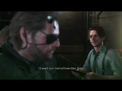 METAL GEAR SOLID V: THE DEFINITIVE EXPERIENCE Battle Gear  
