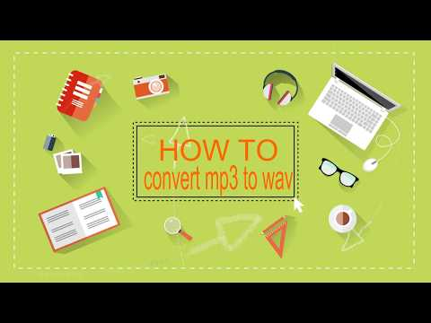 How to convert MP3 to WAV || Convert MP3 to WAV || Ultimate Guide || MP3 to WAV || How To How To