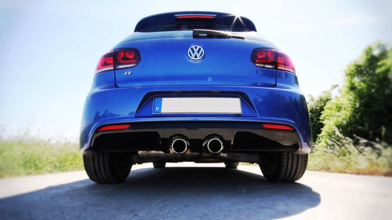 vw golf r dsg sound youtube. Black Bedroom Furniture Sets. Home Design Ideas