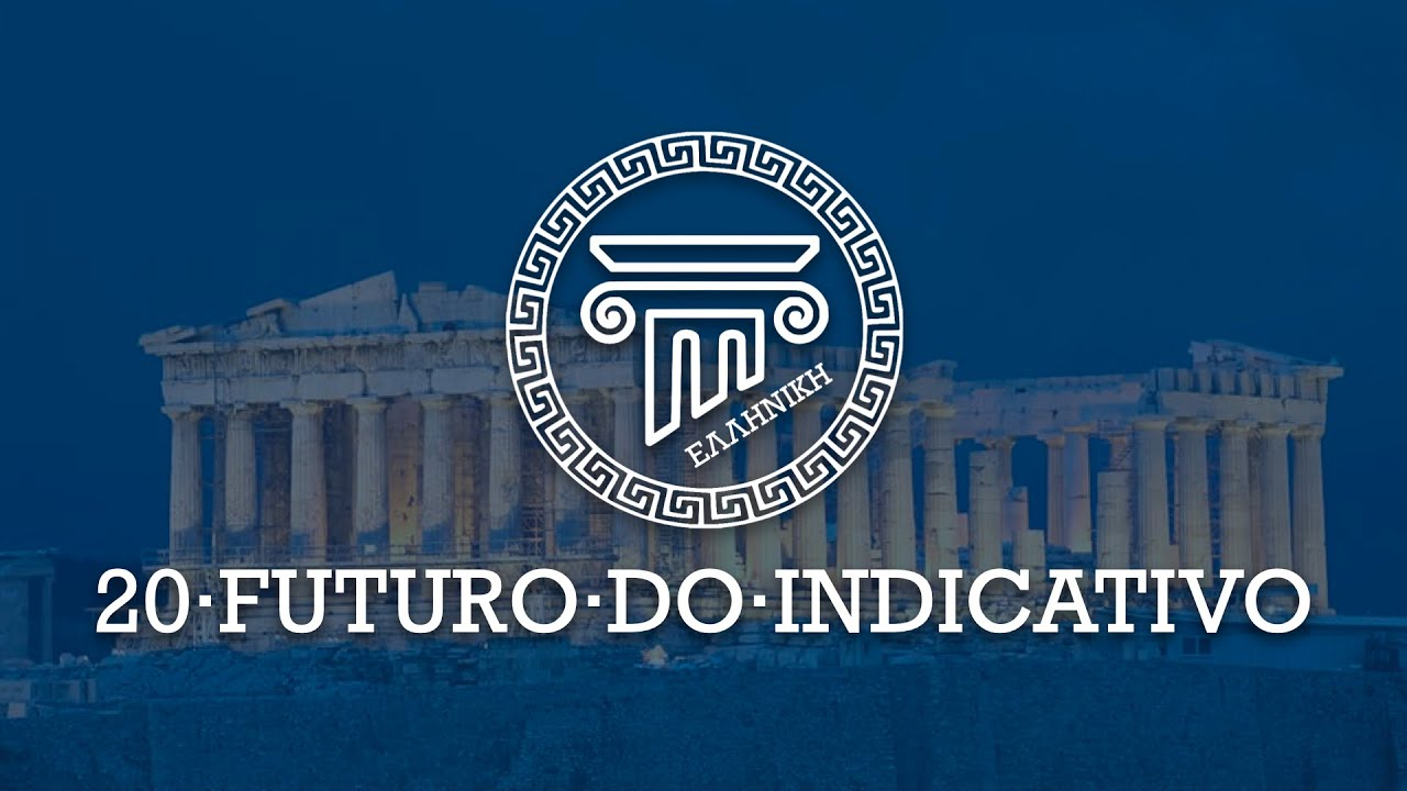 AULA 20 - FUTURO DO INDICATIVO