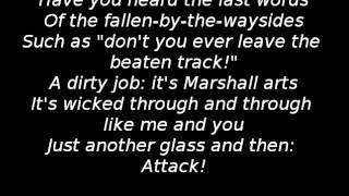 Edguy - Defenders of the Crown (Lyrics)