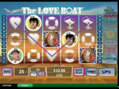 Spiele The Love Boat - Video Slots Online