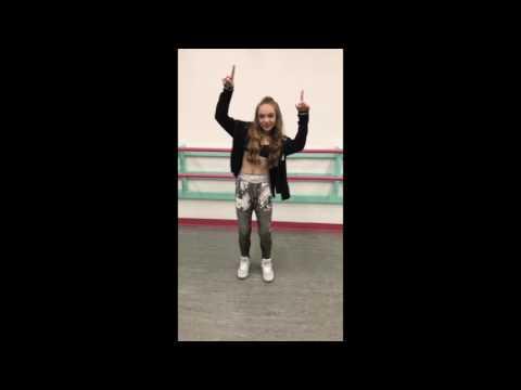 Sarah Ashley Hunt Kidz Bop Audition Reel