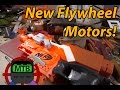 MTB Nerf Flywheel Motors: Falcon 130 replacements! |  Make Test Battle