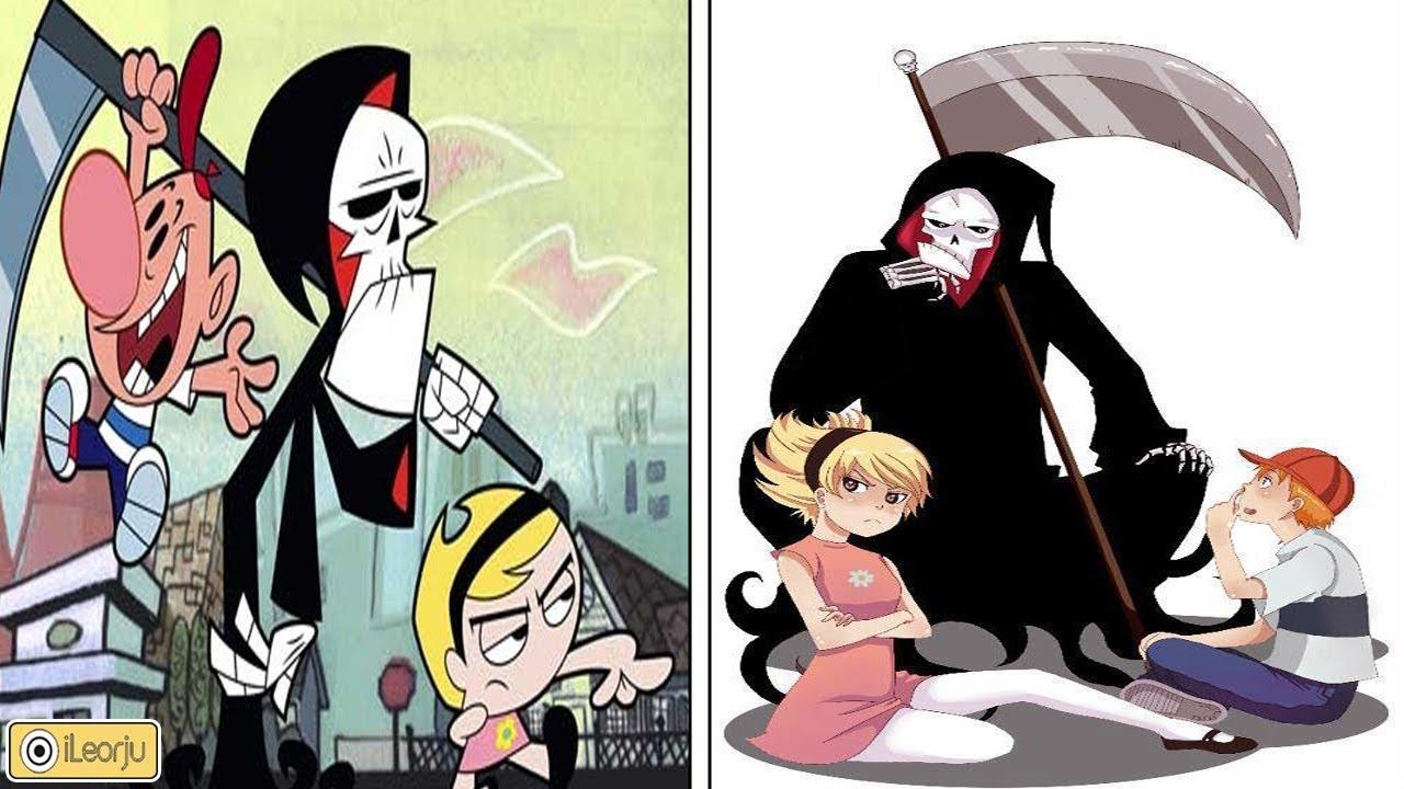 Top 10 Dibujos Animados en Versión Anime - YouTube