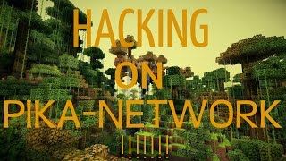 HACKING ON PIKA-NETWORK IS IMPOSSIBLE!!!|Flux b4