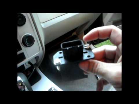 Mercury Mariner (Ford Escape) 2008 Blower Resistorwmv