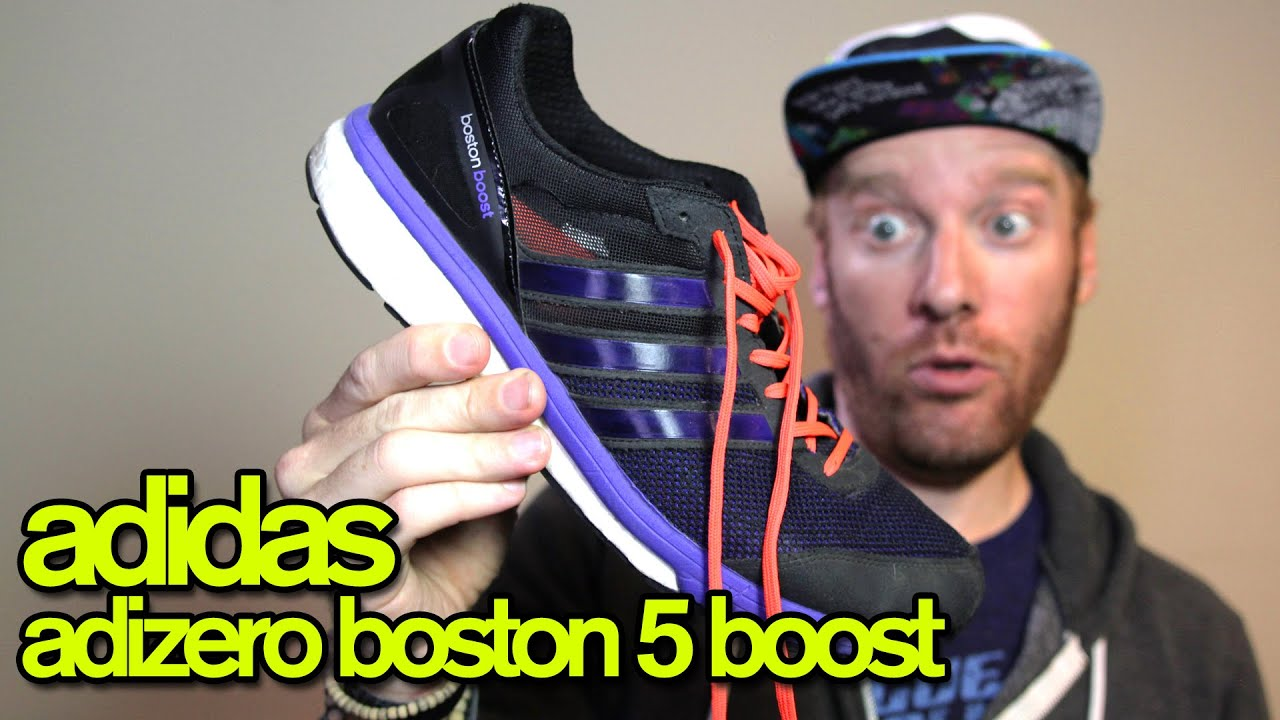 Adidas Boost Boston 5 Review