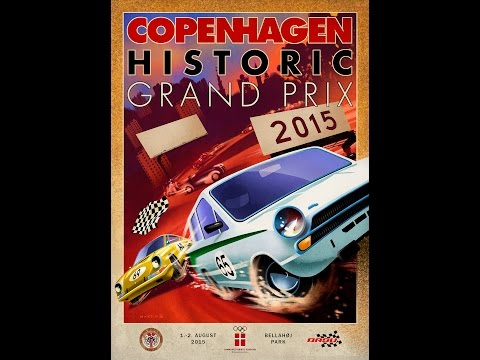 Copenhagen Historic Grand Prix 2015
