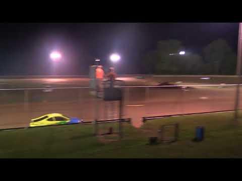 Ohio Valley Speedway 4 Cylinder Feature 6-16-18