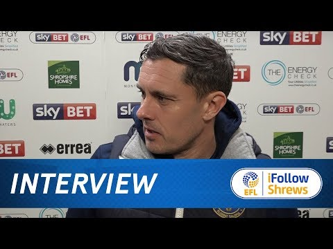 INTERVIEWS | Paul Hurst post Charlton - Town TV