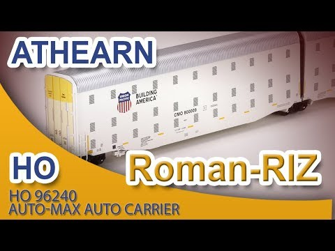 Athearn automax