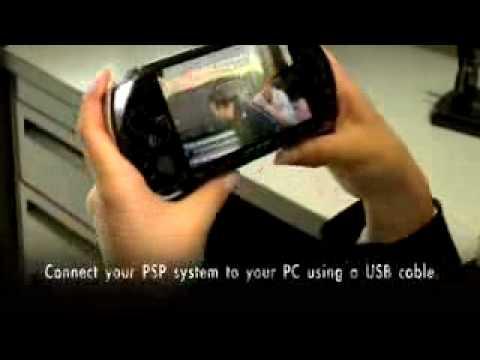 Sony Playstation Portable Multimedia Video