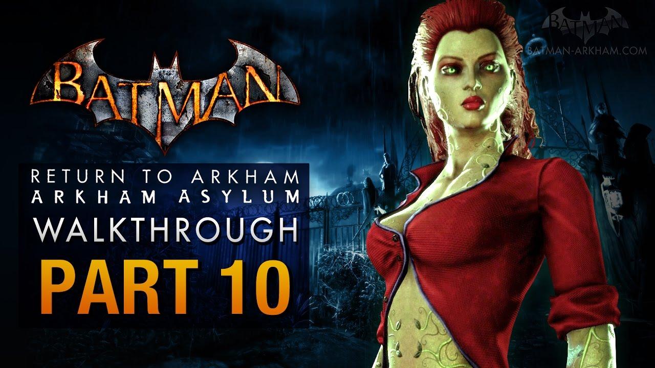 Download Batman: Return to Arkham Asylum Walkthrough - Part 10 - Loose Ends
