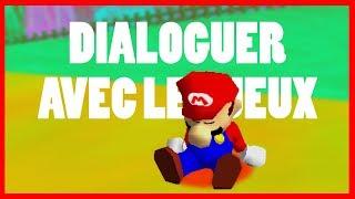 L'experimentation comme dialogue avec les jeux vidéo | Un bot pourrait faire ça