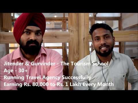 How to Start Travel Agency in India & Earn 1 Lakh Per Month The Tourism School