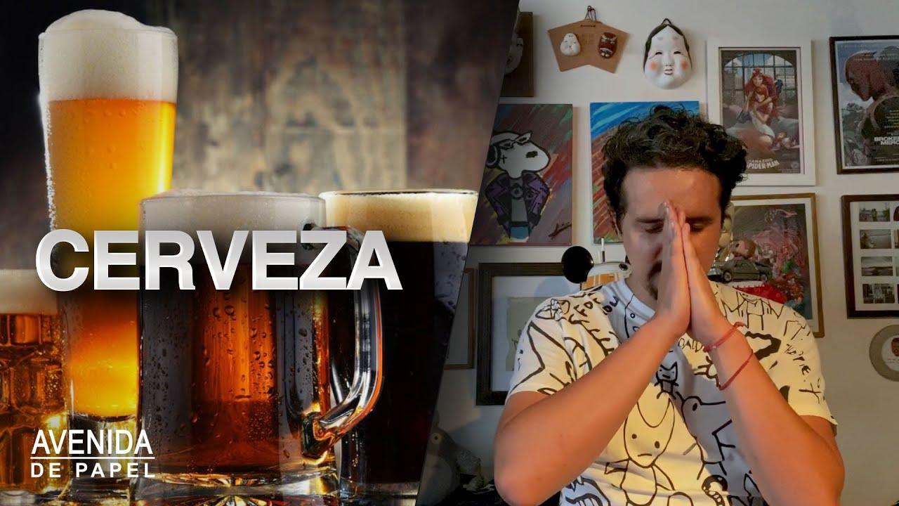 Avenida de Papel - Cerveza