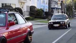 BMW E30 - Summertime In The LBC