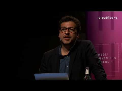 re:publica 2017 – Andres Guadamuz: Whatever happened to our dream of an empowering Internet... on YouTube