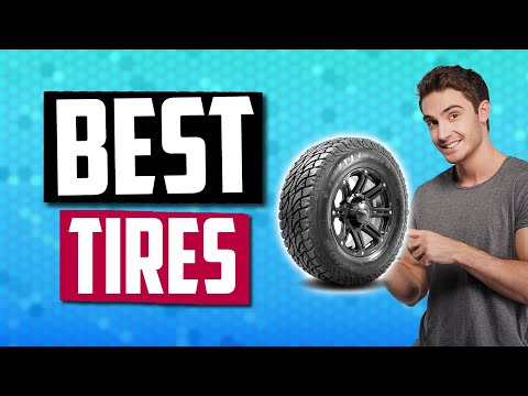 Best Tires in 2019 | 5 All-Season Tires For Cars, Trucks & Pick-Up's