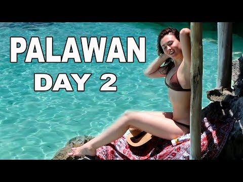 Philippine Paradise!! Exploring lagoons, underwater caves and sunken ships in PALAWAN!
