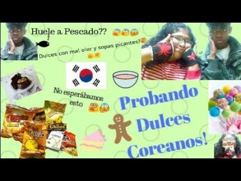 Probando SNACKS Y DULCES COREANOS + Vlog | Yisus Mugfri
