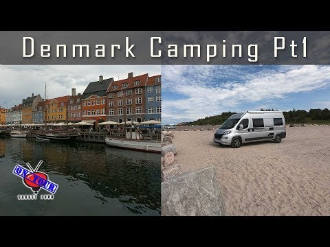 Campervan Trip - Touring Denmark Pt1
